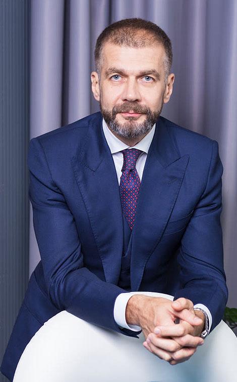 Павел Ляхович управляющий директор, глава дирекции базовых полимеров «Сибура»