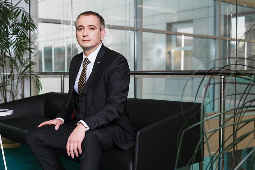 Сергей Комышан, Член правления, исполнительный директор «СИБУР Холдинг». Фото: СИБУР
