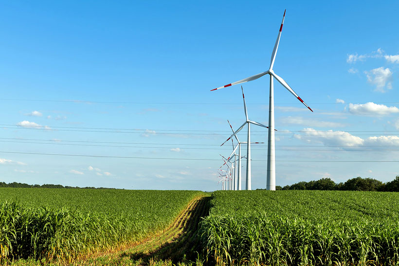 СИБУР начинает использовать ветроэнергетический дивизион «Росатома» для завода «БИАКСПЛЕН» по производству БОПП-пленки