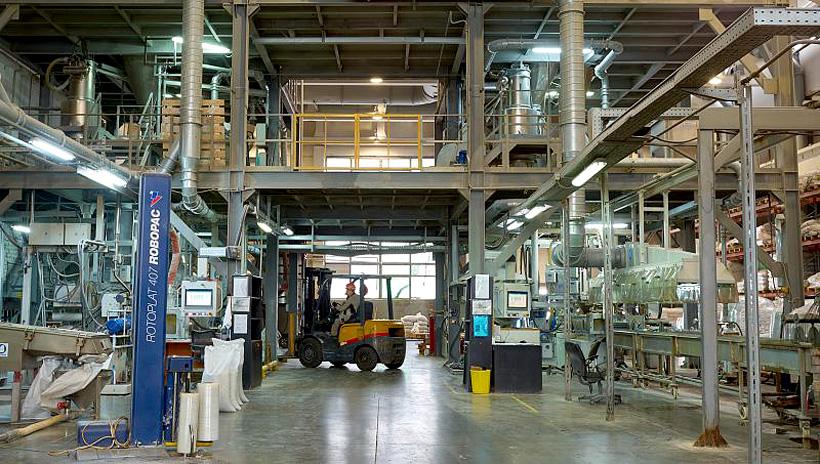 Производство полимерных компаундов для автомобилей, бытовой техники и стройматериалов на заводе «ТатхимПласт»