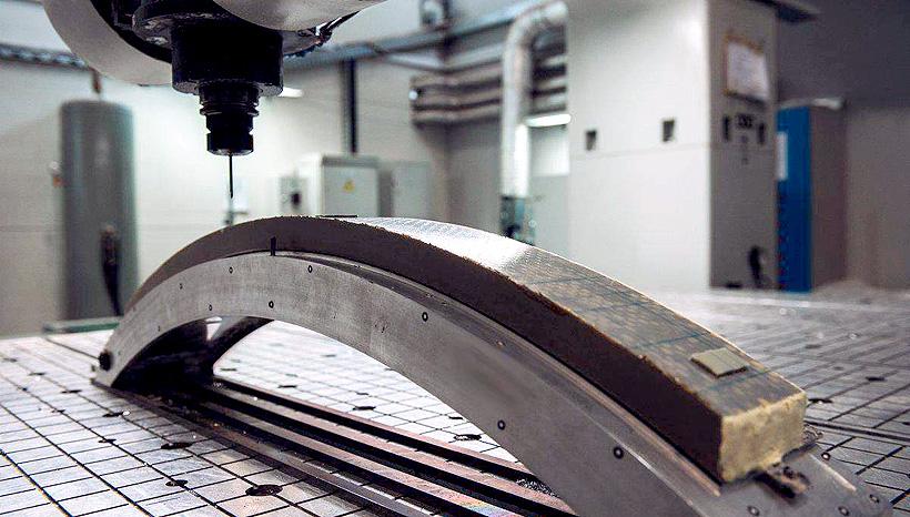 Производство композиционных элементов конструкции ПД-14 на ОНПП «Технология»