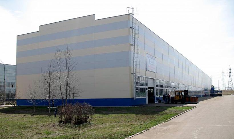 Новый производственный участок компании «Технотрон» для производства деталей интерьера, экстерьера и автокомпонентов