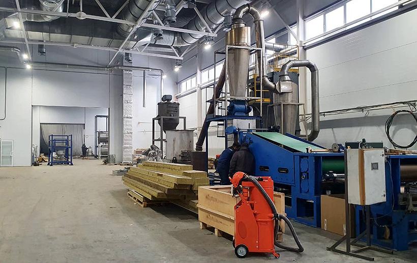 «Тензограф» продолжает строительство завода композиционных уплотнительных материалов