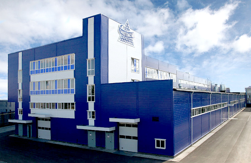 Завод «ТИКО-Пластик» в г. Дзержинск, Нижегородская обл.