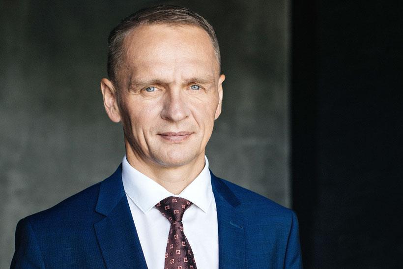 Сергей Колесников, совладелец и управляющий партнер Корпорации «ТЕХНОНИКОЛЬ»