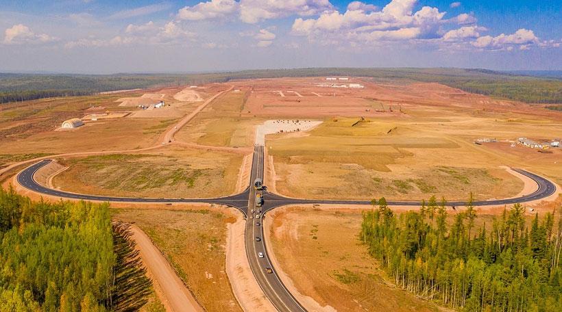 «Иркутская нефтяная компания» выполняет подготовительные работы на площадке Иркутского завода полимеров в Усть-Куте