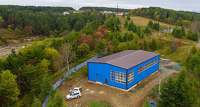 Завод НПК «Меркури-Полимер» по производству одноразовых медицинских масок, бахил и пакетов для утилизации бытовых и медицинских отходов