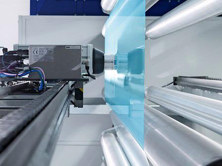 HOSOKAWA ALPINE Оборудование для ориентации пленки MDO с системой TRIO