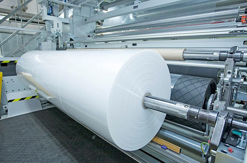 HOSOKAWA ALPINE Экструзионные установки для производства пленки от 5 до 11 слоев
