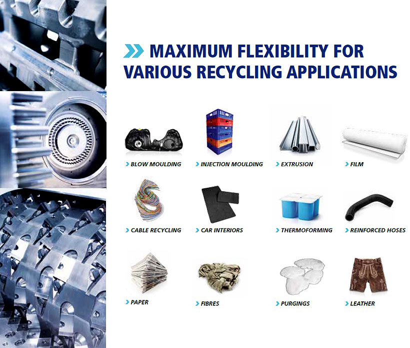 HOSOKAWA MICRON  Recycling & Granulators Division