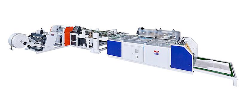 Новая линия Botheven Machinery для производства полипропиленовых мешков HEMITEC с производительностью до 45 мешков/мин