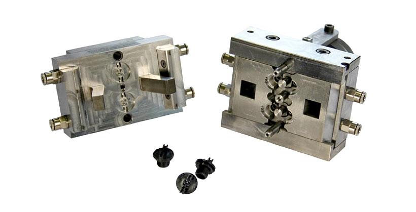 Горячеканальные и холодноканальные литьевые прессформы, предназначенные как для установки на литьевую машину Babyplast, так и для стандартных термопластавтоматов.