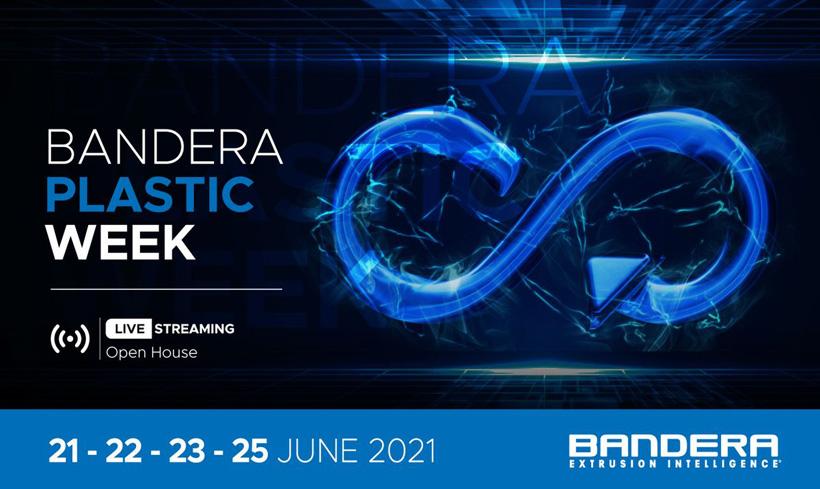 Bandera plastic week 2021 — Virtual open house