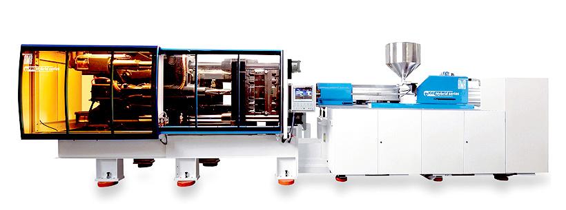 «К-инжиниринг» — официальный партнер итальянского производителя термопластавтоматов BMB