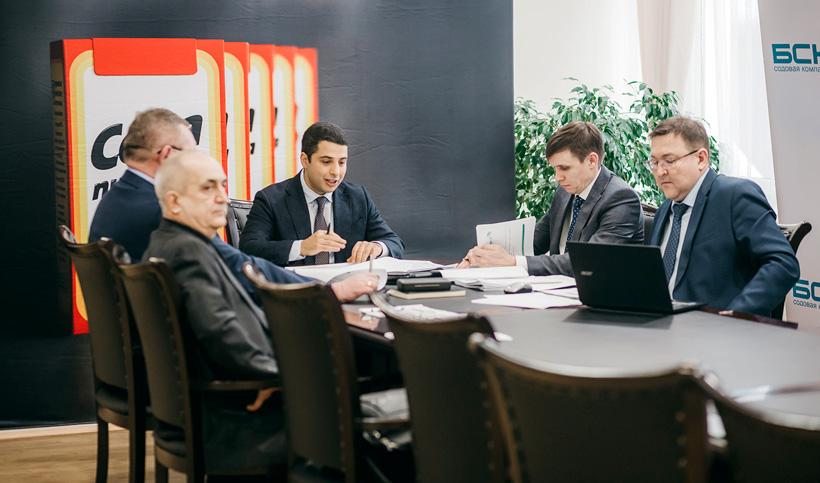 Генеральный директор БСК Эдуард Давыдов представил Инвестиционному комитету Республики Башкортостан ряд крупных инвестиционных проектов