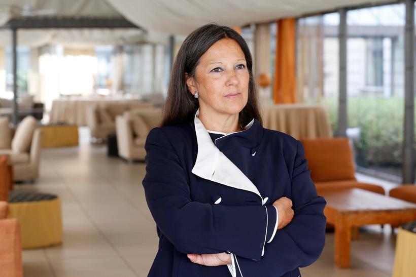 Генеральный директор Novamont Катя Бастиоли (Catia Bastioli)