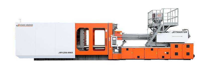 Chen Hsong JETMASTER MK6 large Серво-гидравлические крупнотоннажные термопластавтоматы