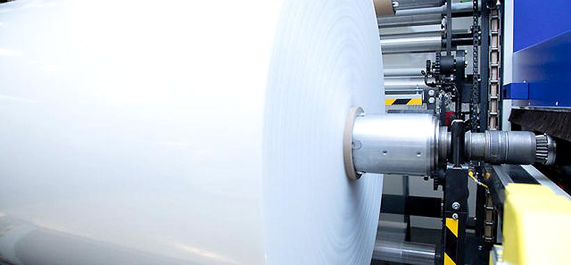 Последнее поколение экструзионных линий MDO ALPINE оснащено вакуумным валом, который оптимизирует производство высококачественной ориентированной пленки