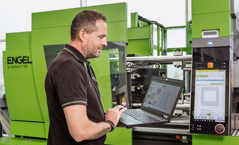 Цифровые сервисные продукты повышают доступность оборудования и обеспечивают высокую эффективность производства даже во время кризиса