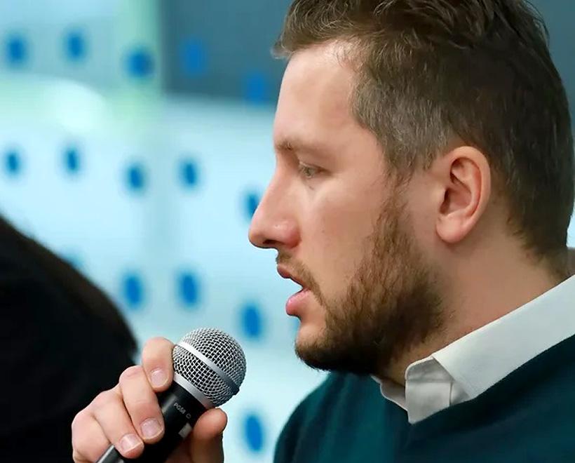 Руководитель предприятия «Пларус» по GR Андрей Ермоленко