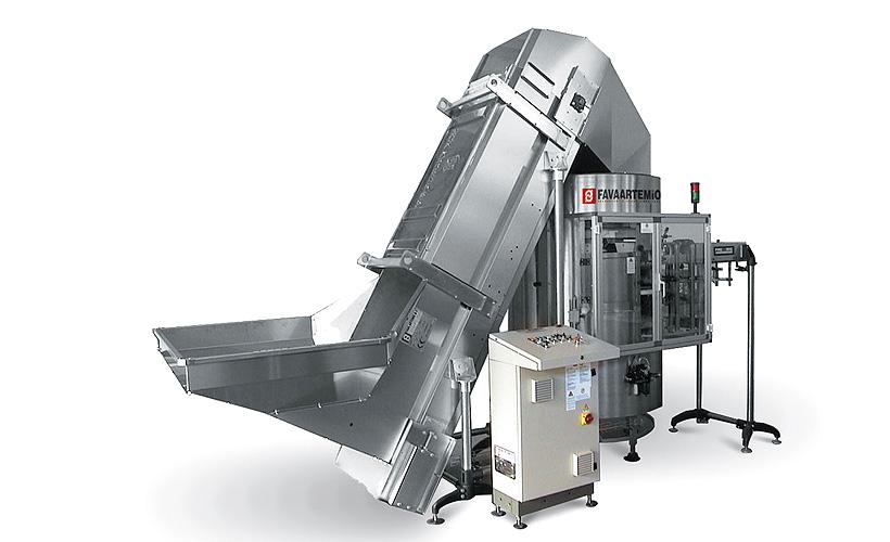 «К-инжиниринг» : Fava Artemio — производитель ориентаторов и анскрамлеров для пластиковой тары
