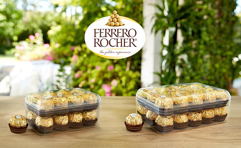 Новая литьевая марка полипропилена Milliken подходит для производства прозрачной и легкой коробки для конфет Ferrero Rocher