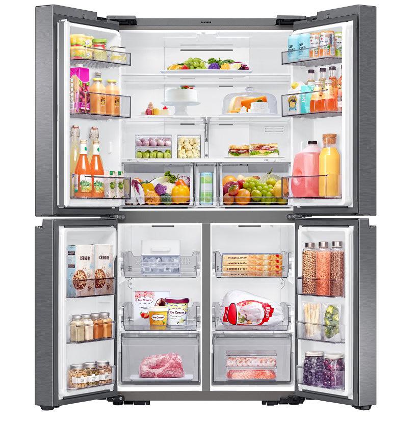 Корпус светодиодной лампы холодильника Samsung с использованием полимера K-Resin INEOS Styrolution
