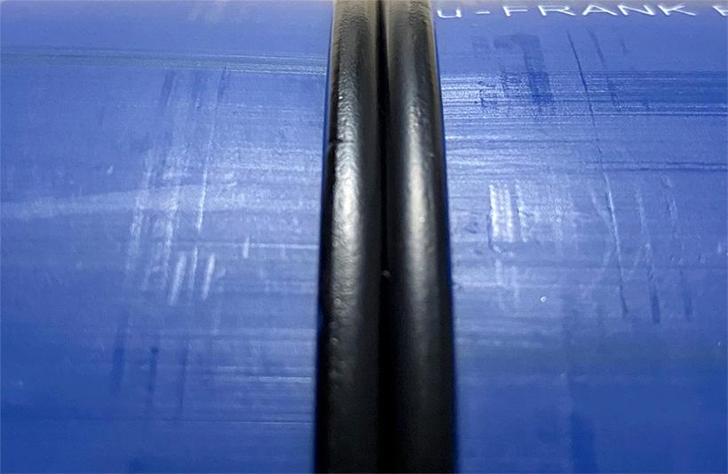 Сварка полиэтиленовых труб методом стыковой сварки
