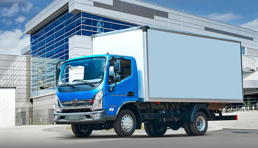 Грузовой автомобиль нового поколения «Валдай NEXT» закрывает последнюю нишу, которая полностью оставалась за импортом, среднетоннажных грузовиков полной массой 6–7 тонн