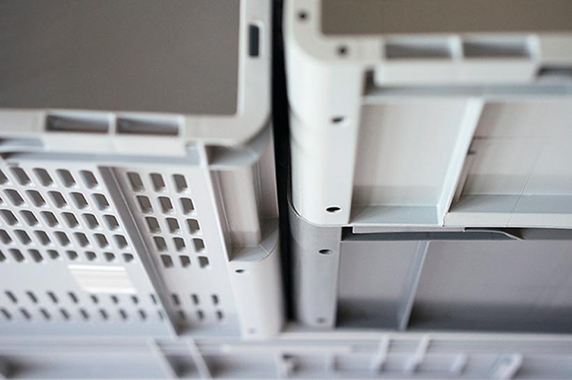 Тара и контейнеры из пластмасс производства Georg Utz