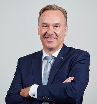 Джеральд Фогт (Gerald Vogt) генеральный директор Staubli с 1 января 2021 года