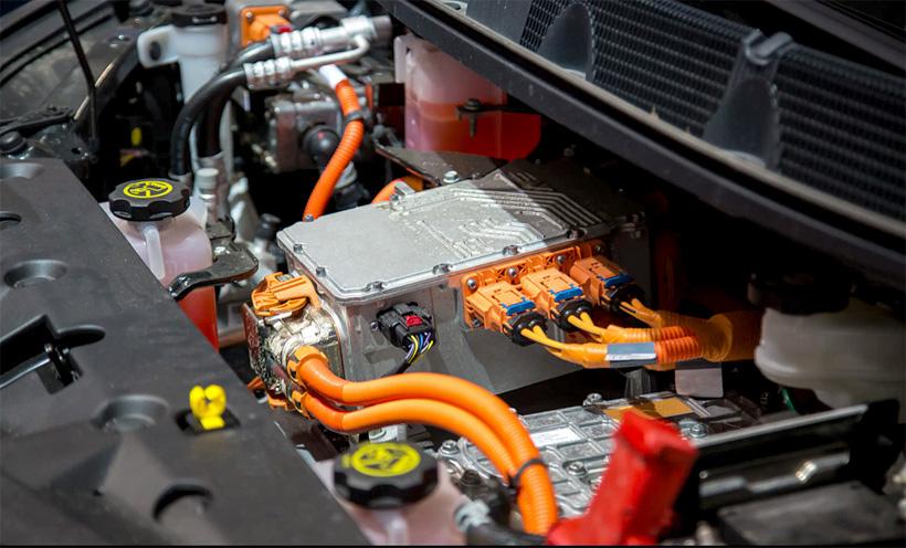 Литье пластмасс под давлением и экструзия полиамида для автокомпонентов являются типичными применениями суперконцентратов eOrange