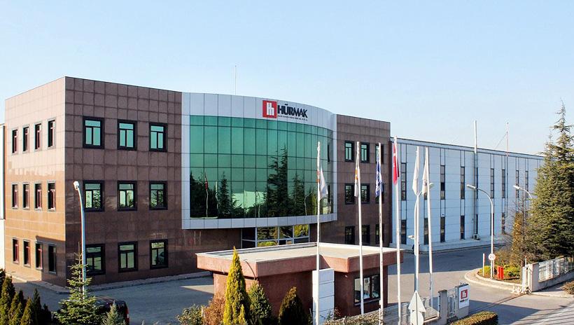 Завод Hurmak Plastic Makina по производству термопластавтоматов в Турции
