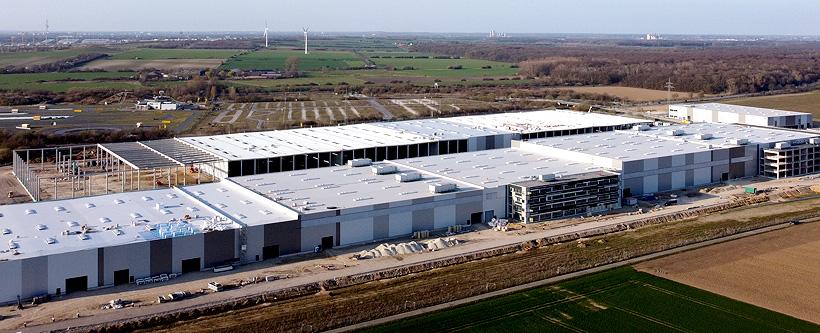Новый технологический центр KraussMaffei Group по экструзии полимеров площадью 10 тыс. м2
