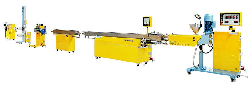Экструзионная линия Labtech Engineering для изготовления филамента для 3D-печати инженерными полимерами