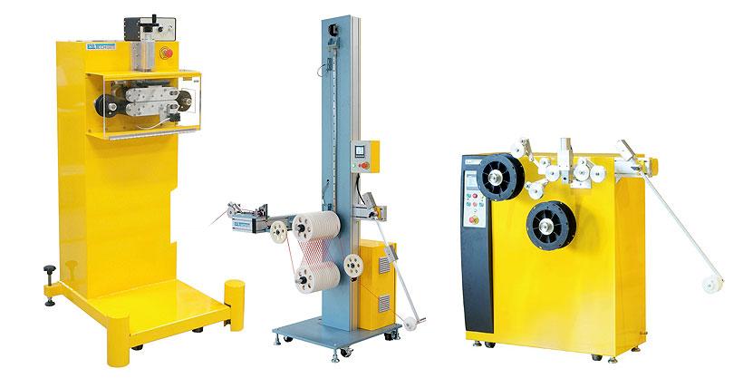 Линия Labtech Engineering для выпуска филаментов включает многоосевую систему контроля диаметра стренги, аккумулятор (компенсатор) стренги и систему намотки на бобины