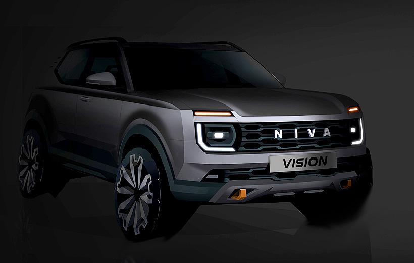 Совершенно новое поколение легендарной Niva должно выйти на рынок в 2024 году
