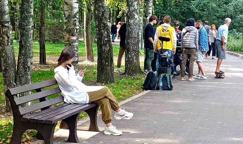Для производства одной лавочки, установленной в парке «Швейцария» в Нижнем Новгороде, необходимо 42 кг отходов пластмасс