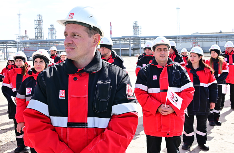 После реализации комплексной программы мощность «Ставролен» по выпуску этилена вырастет на 20% до 420 тыс. т в год