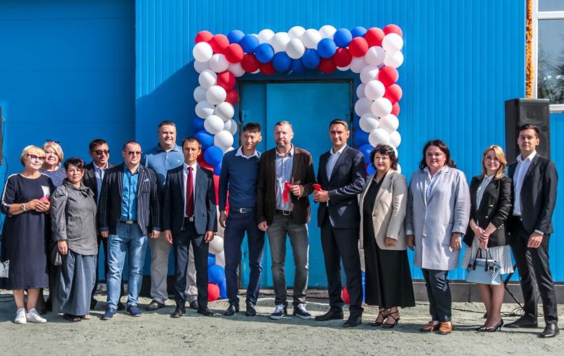 Открытие завода «НПК Меркури-Полимер» по по производству медицинских изделий