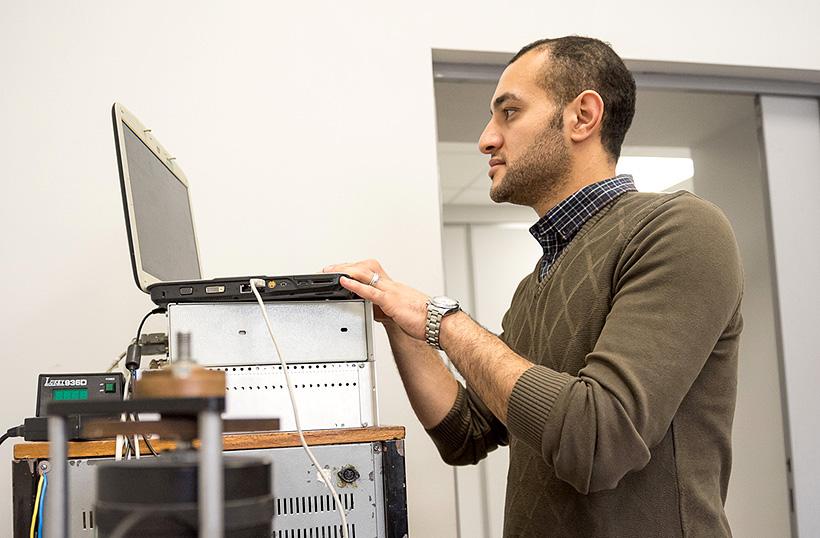 УченыОдин из разработчиков радиопоглощающего композитного материала с наполнителем на основе алюминий-замещенного гексаферрита бария и наноразмерного производного графита