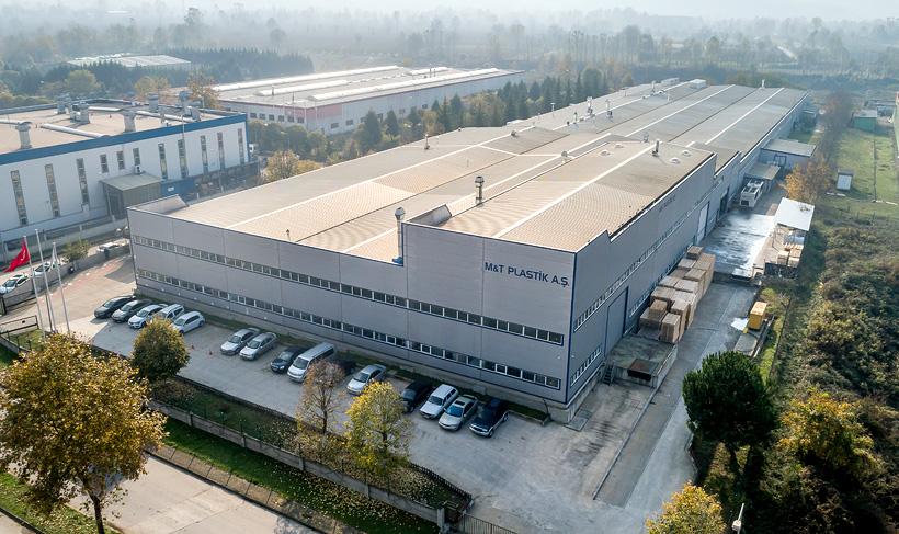 Завод MT Plastik в Турции с 2021 года будет продавать по выпуску вспененные ПВХ-листы под маркой SIMONA PLASTECH