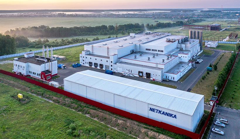 Завод «Нетканика» в Троицком административном округе Москвы мощностью каника» – один из крупнейших производителей в стране, сейчас компания выпускает более 1 млрд м2 нетканого материала в год