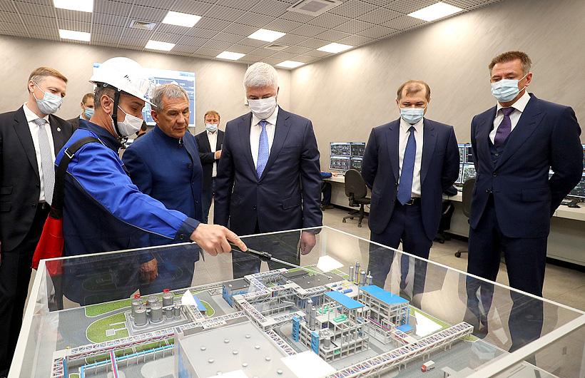 Новое производство бутадиен-стирольного синтетического каучука мощностью 60 тыс. в год  является стратегическим проектом «Нижнекамскнефтехим»