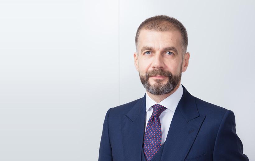Павел Ляхович, член Правления - Управляющий директор ООО «СИБУР»