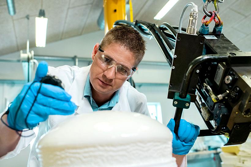 Разработка и производство полиуретановых систем на заводе Plixxent Group