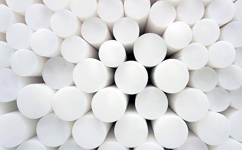 Прутки, стержни и листы из полиацеталя производства «ПолимерКомпани», Polymer Company