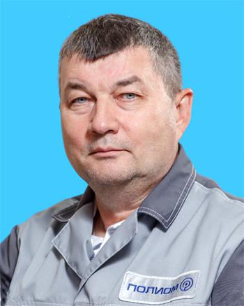 Генеральный директор завода «Полиом» Игорь Тихонов