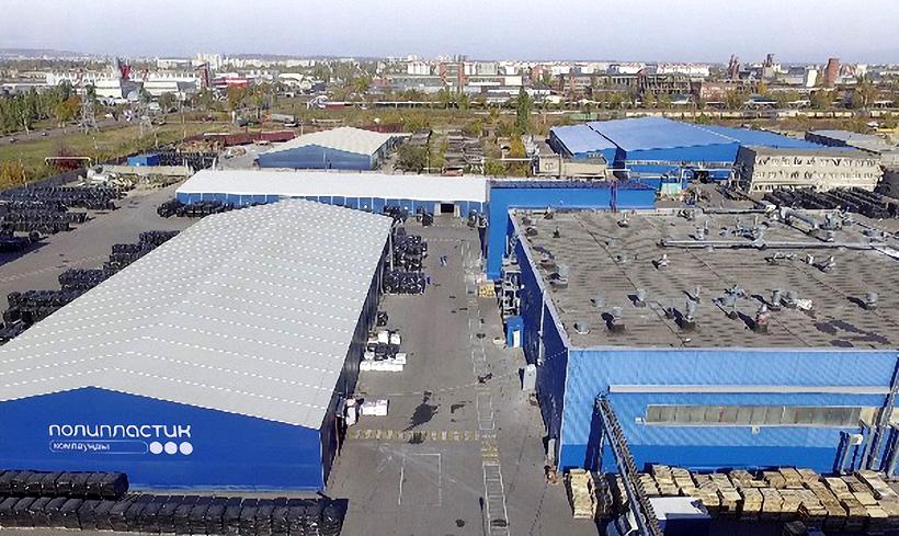 Завод по производству полимерных компаундов НПП «ПОЛИПЛАСТИК» в городе Энгельс