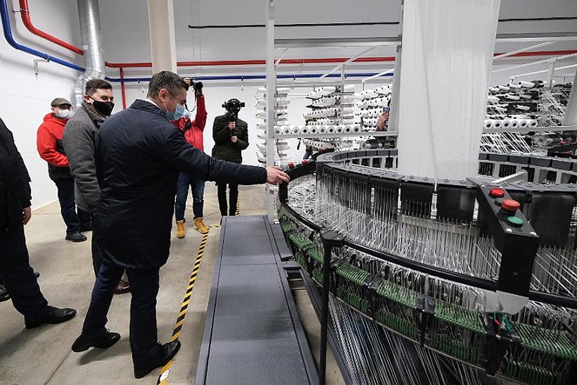 Мощность завода позволяет выпускать до 8,6 млн полипропиленовых мешков в год или 24 тыс. шт. в сутки